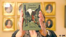 """Sabine Kieselbach über die """"Buddenbrooks"""" von Thomas Mann © DW"""