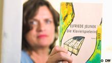DW Kultur 100 gute Bücher | 100 German must-reads | Die Klavierspielerin, von Elfriede Jelinek
