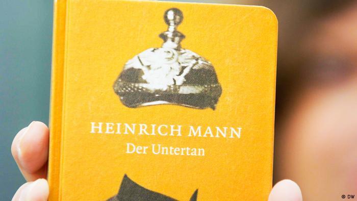 El súbdito de Heinrich Mann.