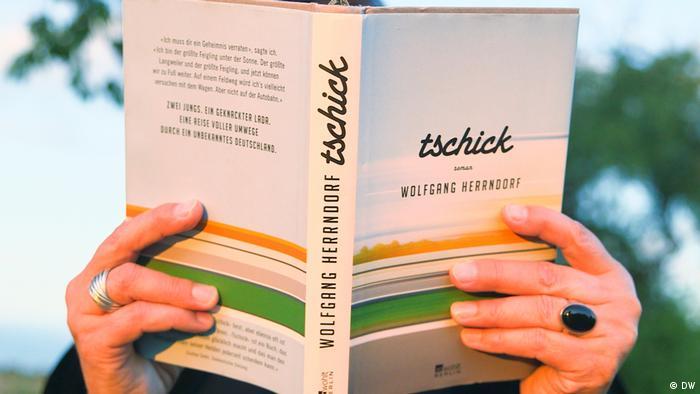 DW Kultur 100 gute Bücher | 100 German must-reads | Tschick, von Wolfgang Herrndorf