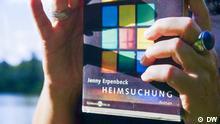 DW Kultur 100 gute Bücher | 100 German must-reads | Heimsuchung, von Jenny Erpenbeck