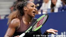 US Open Finale Serena Williams
