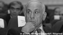 3223396 10/27/2017 President of Chamber of Commerce and Industry of the Republic of Abkhazia Gennady Gagulia at the Eighth Russian-Abkhaz Business Forum in Sukhum. Thomas Tkhaytsuk/Sputnik Foto: Thomas Tkhaytsuk/Sputnik/dpa |