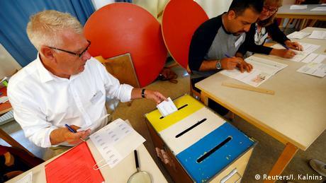 У Швеції відбуваються парламентські вибори