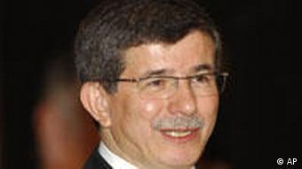 Türkiye Dışişleri Bakanı Ahmet Davutoğlu