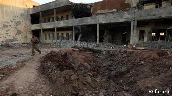 Raketenangriff auf Irans demokratische Partei von Kurdistan (fararu)