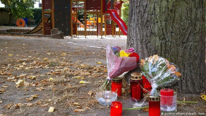 На місці вбивства у Кетені, 9 вересня 2018 року