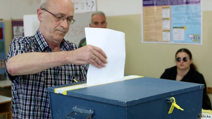 Parlamentswahlen in Bosnien Herzegowina am 7. Oktober (klix.ba)