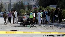 Afghanistan Kabul Selbstmordattentat (Reuters/O. Sobhani)