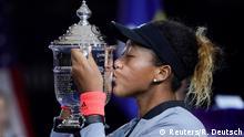 Tennis: US Open Gewinnerin Naomi Osaka