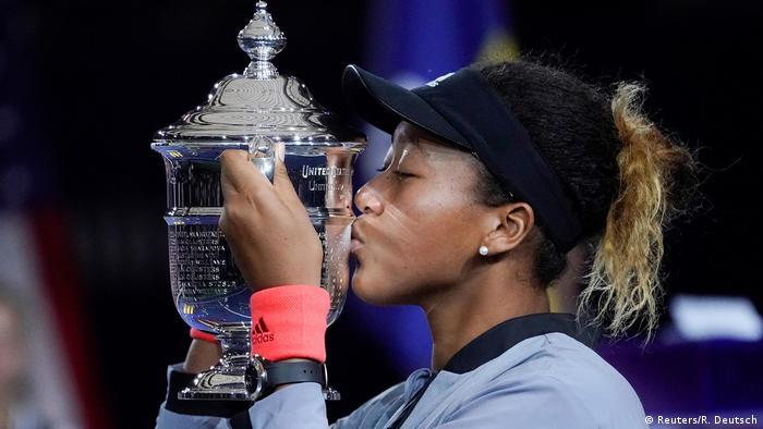 Наомі Осака здобула перемогу на US Open