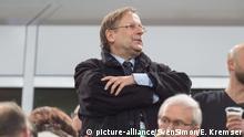 Fußball Dr. Rainer KOCH 1. DFB-Vizepräsident
