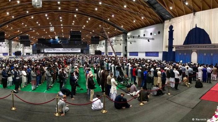 Vortrag des Kalifen der Ahmadiyya Muslim Gemeinschaft