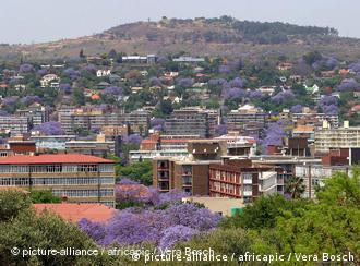 Ansicht von Pretoria (Foto: dpa)