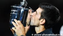 Tennis US Open Novak Djokovic