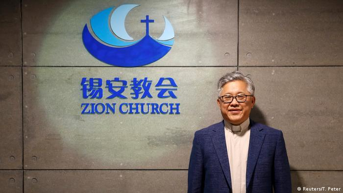Jin Mingri (Reuters/T. Peter)