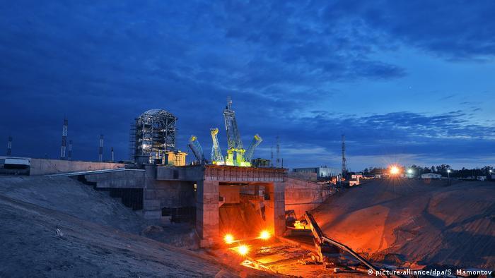 Космодром Восточный (фото из архива)