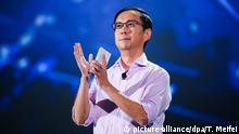 China, : Daniel Zhang Yong, CEO der Alibaba Group