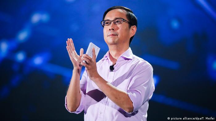 Daniel Zhang, CEO of the Alibaba Group