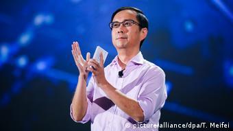 China, : Daniel Zhang Yong, CEO der Alibaba Group