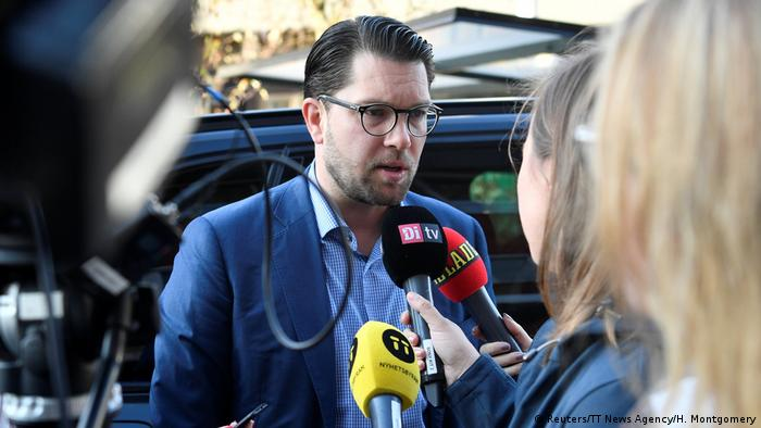 Sweden faces weeks in political limbo after far right ...