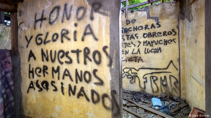 Chile Bildergalerie Überlebende Dikatur | Ausstellung Fotojournalist José Giribás