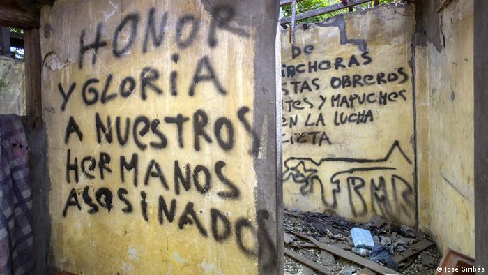Chile Bildergalerie Überlebende Dikatur | Ausstellung Fotojournalist José Giribás (José Giribás)