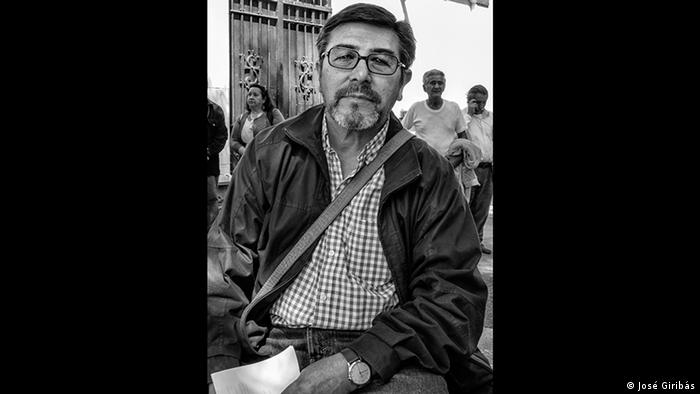 Chile Bildergalerie Überlebende Dikatur | Ausstellung Fotojournalist José Giribás | Higinio Espergue Cordova (José Giribás)