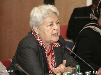 Cecilia Medina Quiroga, Presidenta de la Corte Interamericana de Derechos Humanos.
