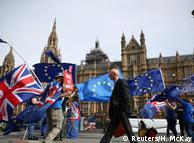 """Не все жители Великобритании поддерживают идею """"Брекзита"""""""