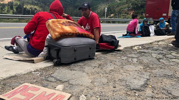 Para la Fundación Entre dos Tierras es prioritario devolverle la dignidad a los migrantes.