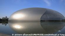 China Nationaltheater in Peking
