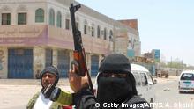 Jemen | Huthi Rebellen