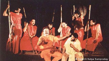 Bangladesch, Bildergalerie: Schauspiel des Dhaka Theater (Nagorik Natya Sampraday)