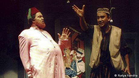 Bangladesch, Bildergalerie: Schauspiel des Dhaka Theater (Natya Kendra)
