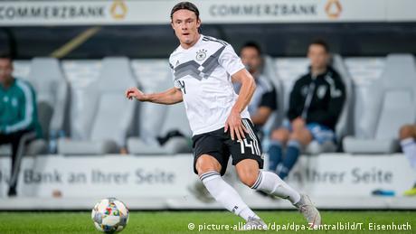 Nico Schulz (picture-alliance/dpa/dpa-Zentralbild/T. Eisenhuth)