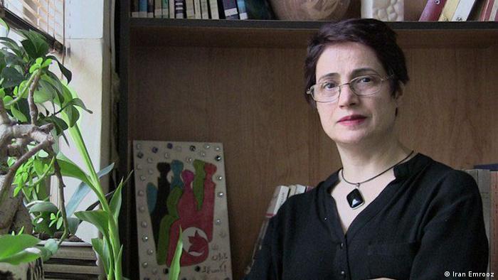 Iran Nasrin Sotoudeh (Iran Emrooz)