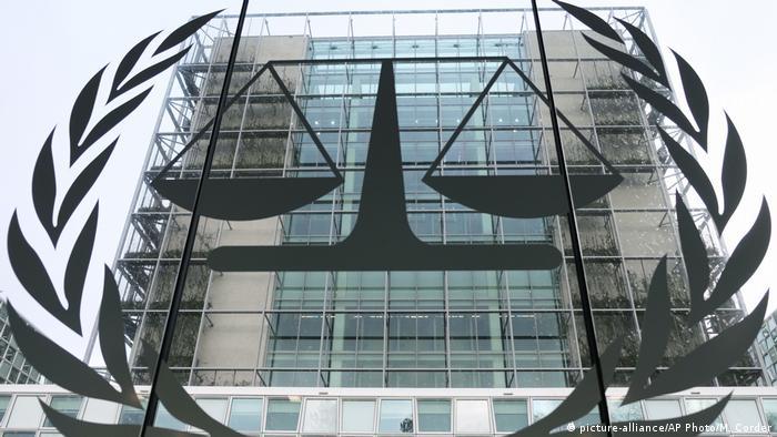 Niederlande Internationaler Strafgerichtshof (IGH) in Den Haag (picture-alliance/AP Photo/M. Corder)