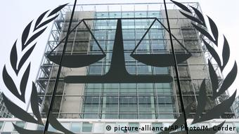 The International Criminal Court in The Hague, Netherlands (picture-alliance/AP Photo/M. Corder)