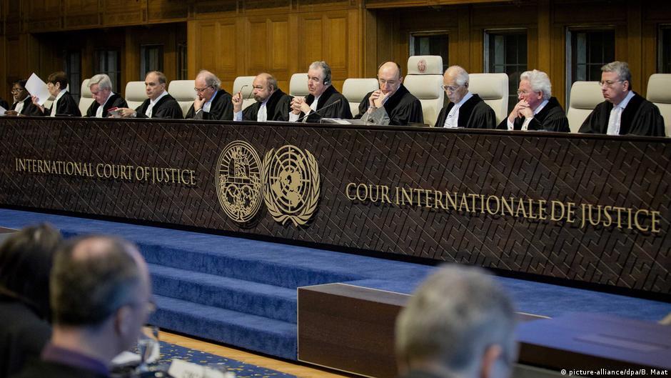 Niederlande Internationaler Gerichtshof (IGH) in Den Haag