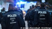 Deutschland Trauerveranstaltung in Köthen