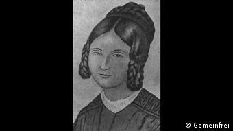 Mathilde Franziska Anneke (Gemeinfrei)