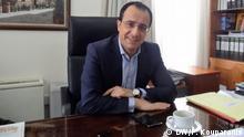 01.12.2016 Nikos Hristodoulidis, Aussenminister Zyperns