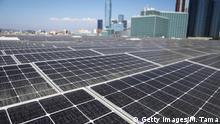 USA Los Angeles Solaranlage