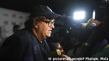 Welt-Premiere Fahrenheit 11/9 von Michael Moore in Toronto (picture-alliance/AP Photo/A. Mola)