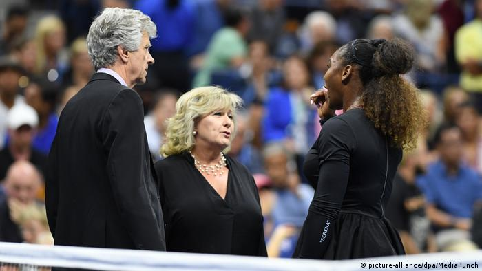 US Open 2018   Serena Williams, USA (picture-alliance/dpa/MediaPunch)