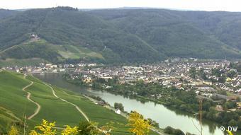 Η περιοχή του ποταμού Μοζέλα είναι γνωστή για τα εκλεκτά κρασιά της