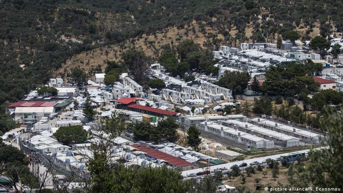 Griechenland, Lesbos: Moria Flüchtlingslager
