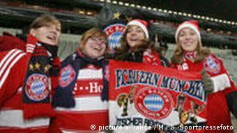 Navijačice Bayerna