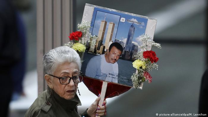 EE. UU. recuerda a las víctimas del 11S 0ed1a1707af